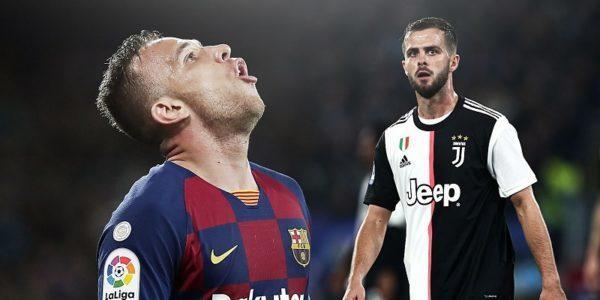 Ювентус и Барселона все же обменяются футболистами