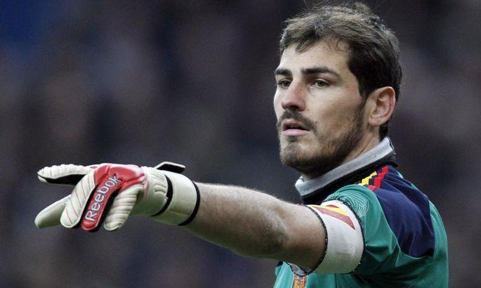 Касильяс назвал лучших игроков в истории Реала