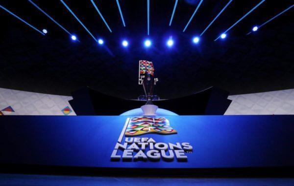 Лига наций: Германия сыграет против Швейцарии со зрителями
