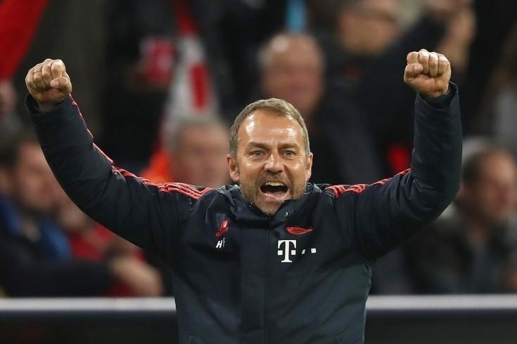 Флик побил результат Гвардиолы, Бавария устанавливает рекорд