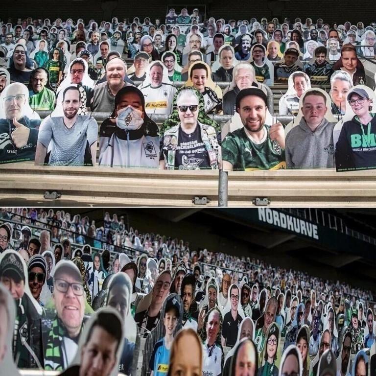 Стало известно, сколько двойников фанатов Боруссии попадут на матчи Бундеслиги