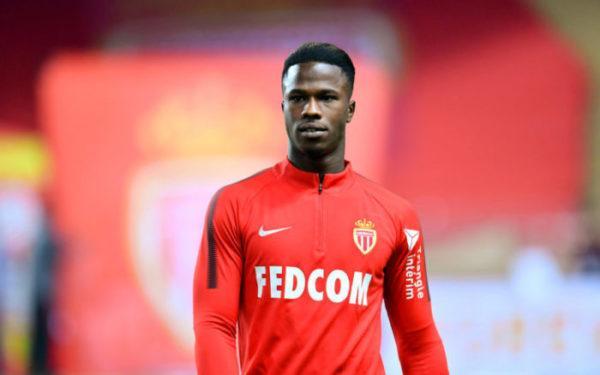 Нападающий Монако мечтает играть в Англии