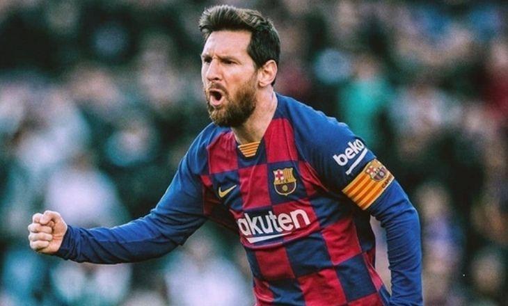 Месси остается капитаном Барселоны