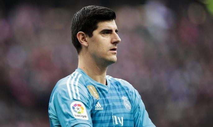 Куртуа: поражение поможет «Реалу» проснуться