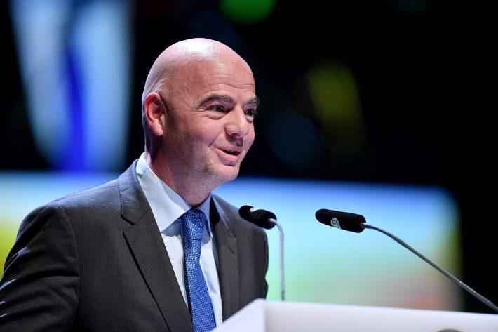 Джанни Инфантино: уверен, чемпионат мира — 2022 в Катаре будет лучшим в истории