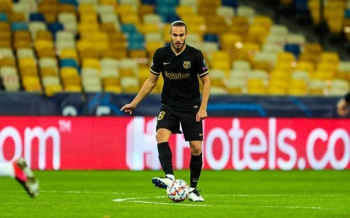 Защитник Барселоны: В матче с Динамо я осуществил свою мечту